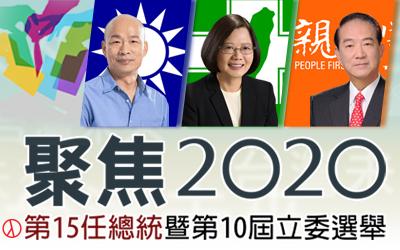 2020總統大選