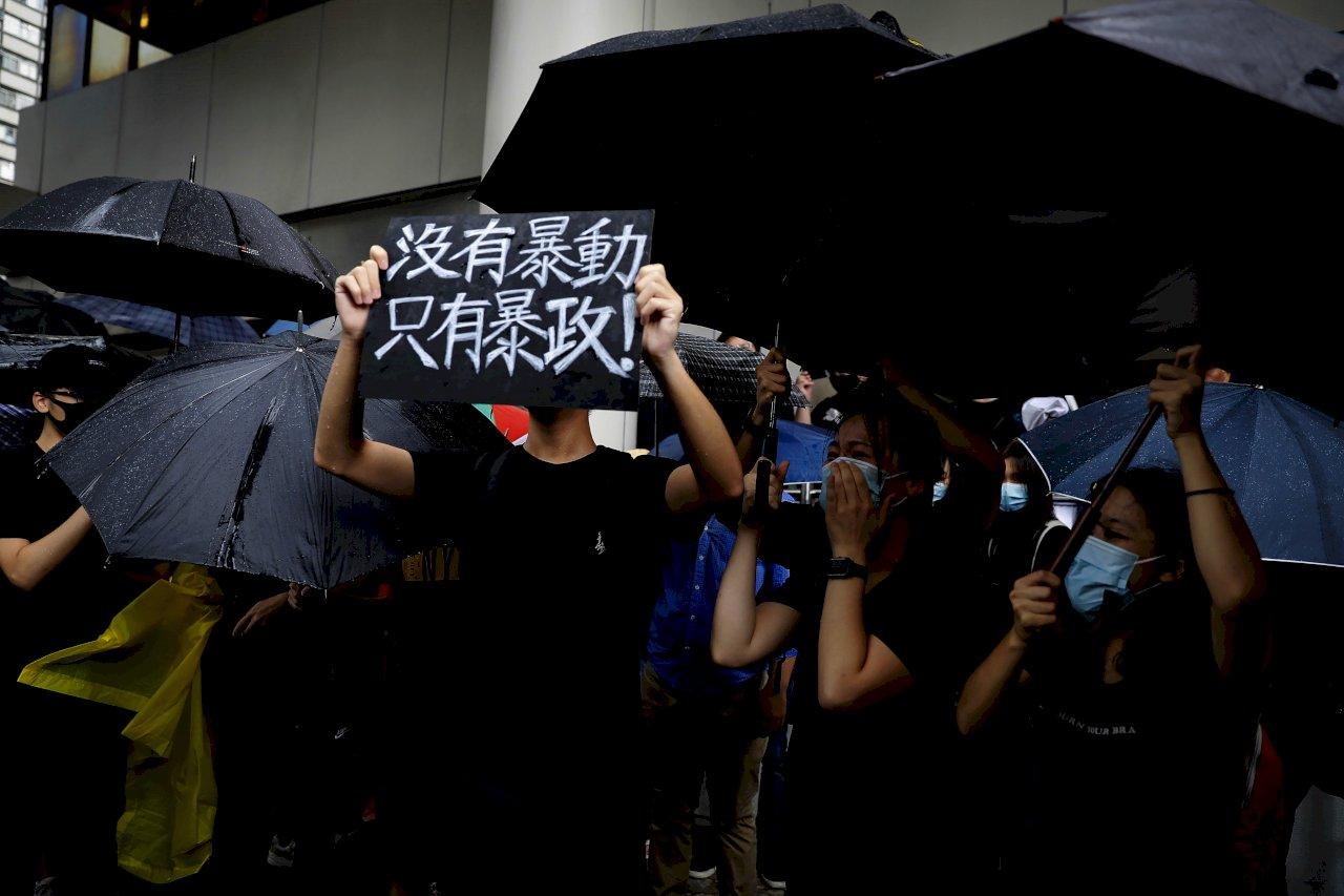 香港情勢觀察