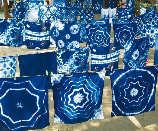 藍染--青出於藍更勝於藍