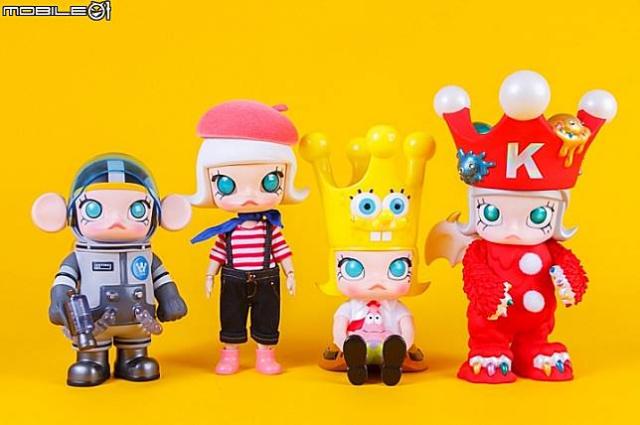 好驕傲!香港是藝術玩具的發源地