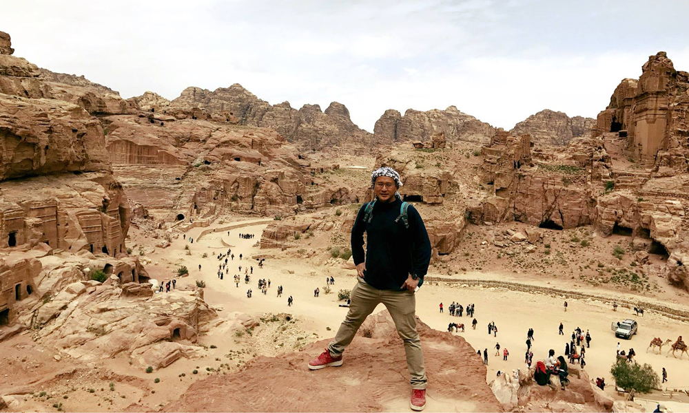 旅行在埃及