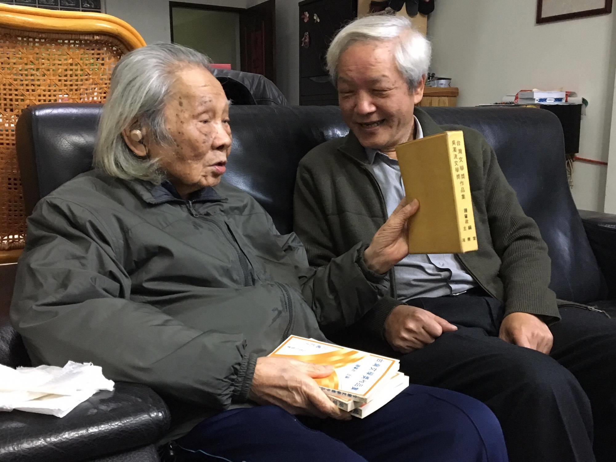 作家向陽 談台灣文學明燈--鍾肇政與《台灣文藝》