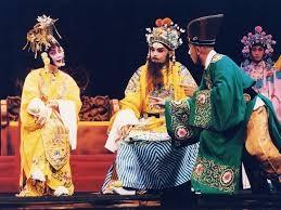 傳統戲曲裡的不傳統女人