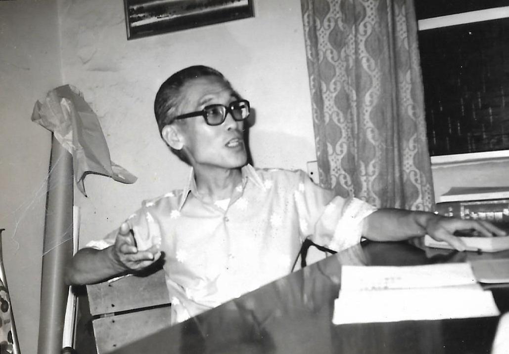 作家向陽談 縱橫戰後台灣文壇詩人  余光中