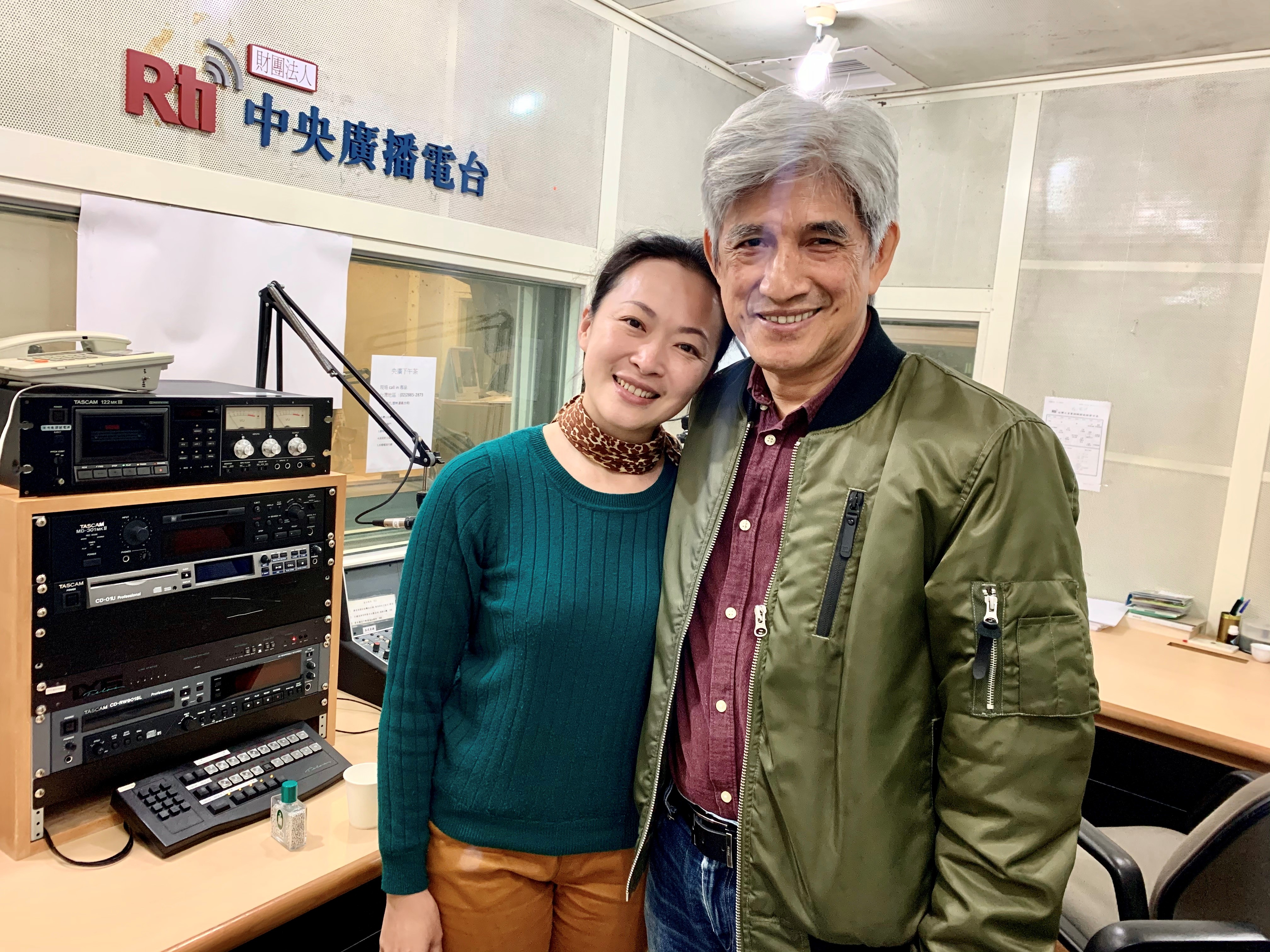 專訪舞蹈家林雅嵐-朱文走鬼