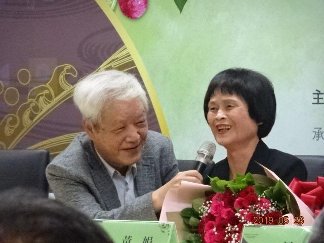 作家向陽 談台灣女性大河小說開拓者-黃娟