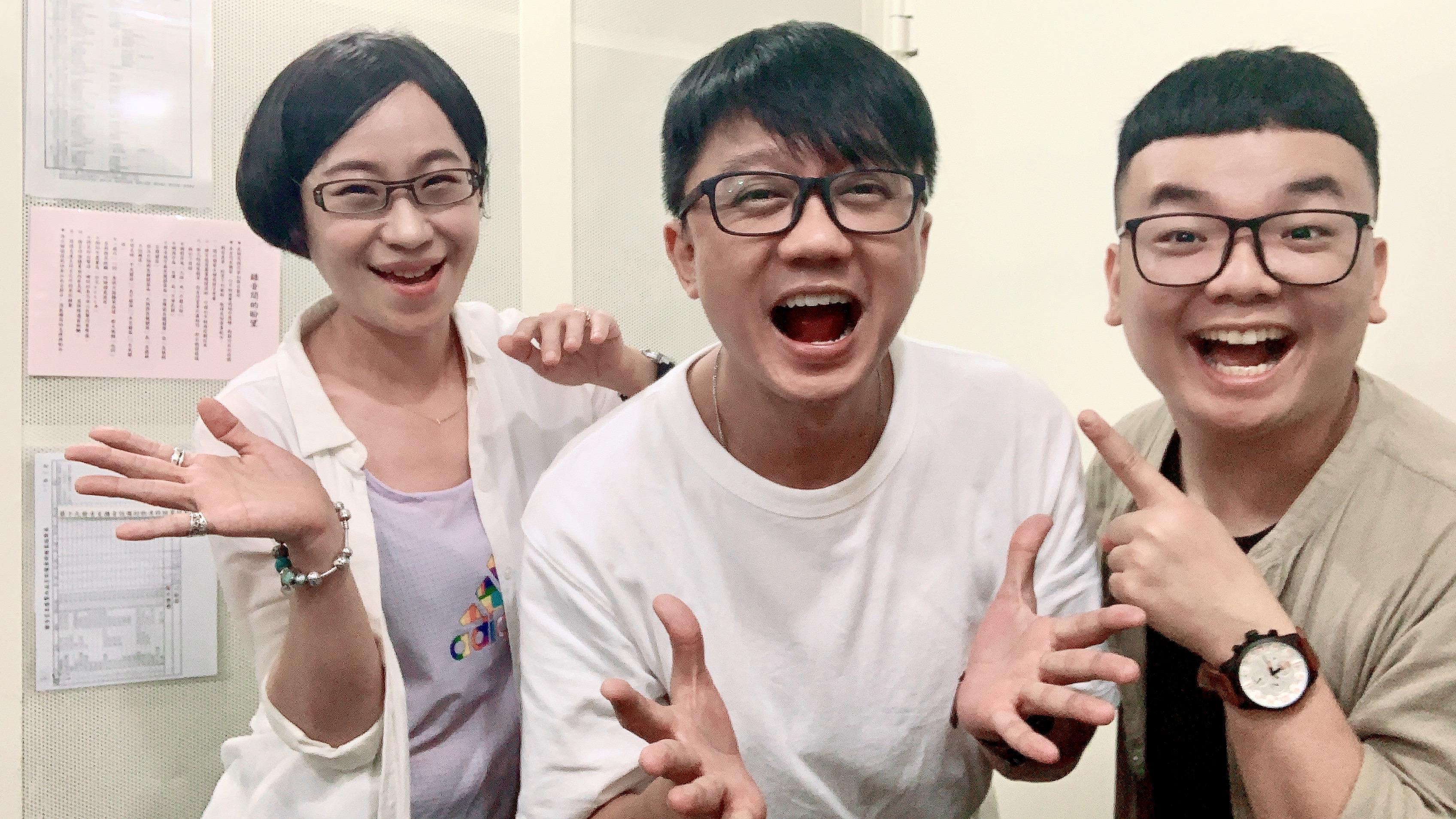 文青+台客風的金鐘得主-李霖松