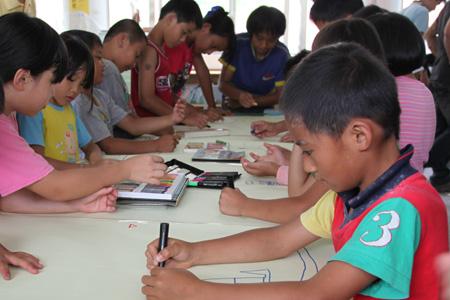 台灣世界展望會的「助學行動」,讓孩子懷抱夢想,轉變未來!