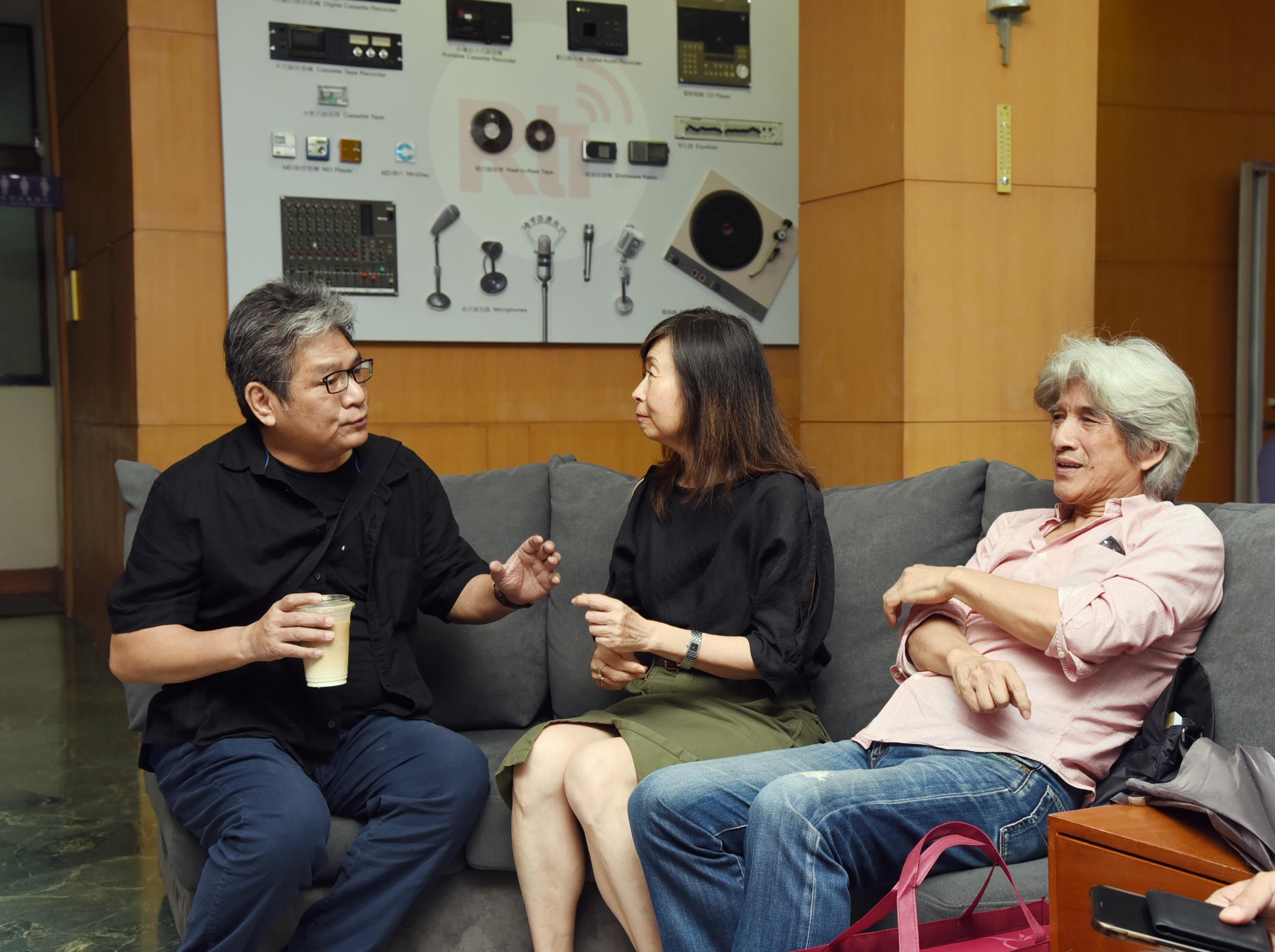 台灣劇團的指標---紙風車李永豐、任建誠 三