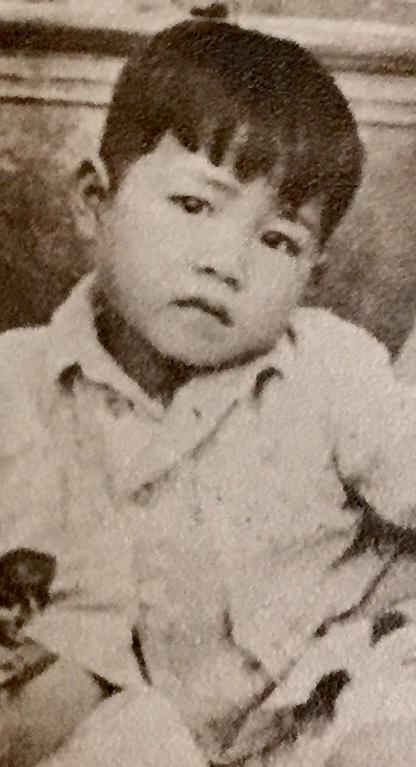 閱歷豐富的聽友黃宇大哥用老相片說人生的故事