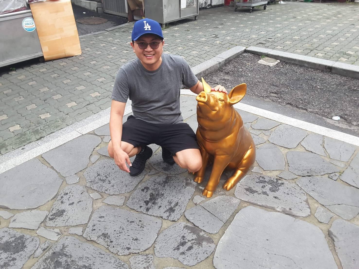 台灣國產豬的出路