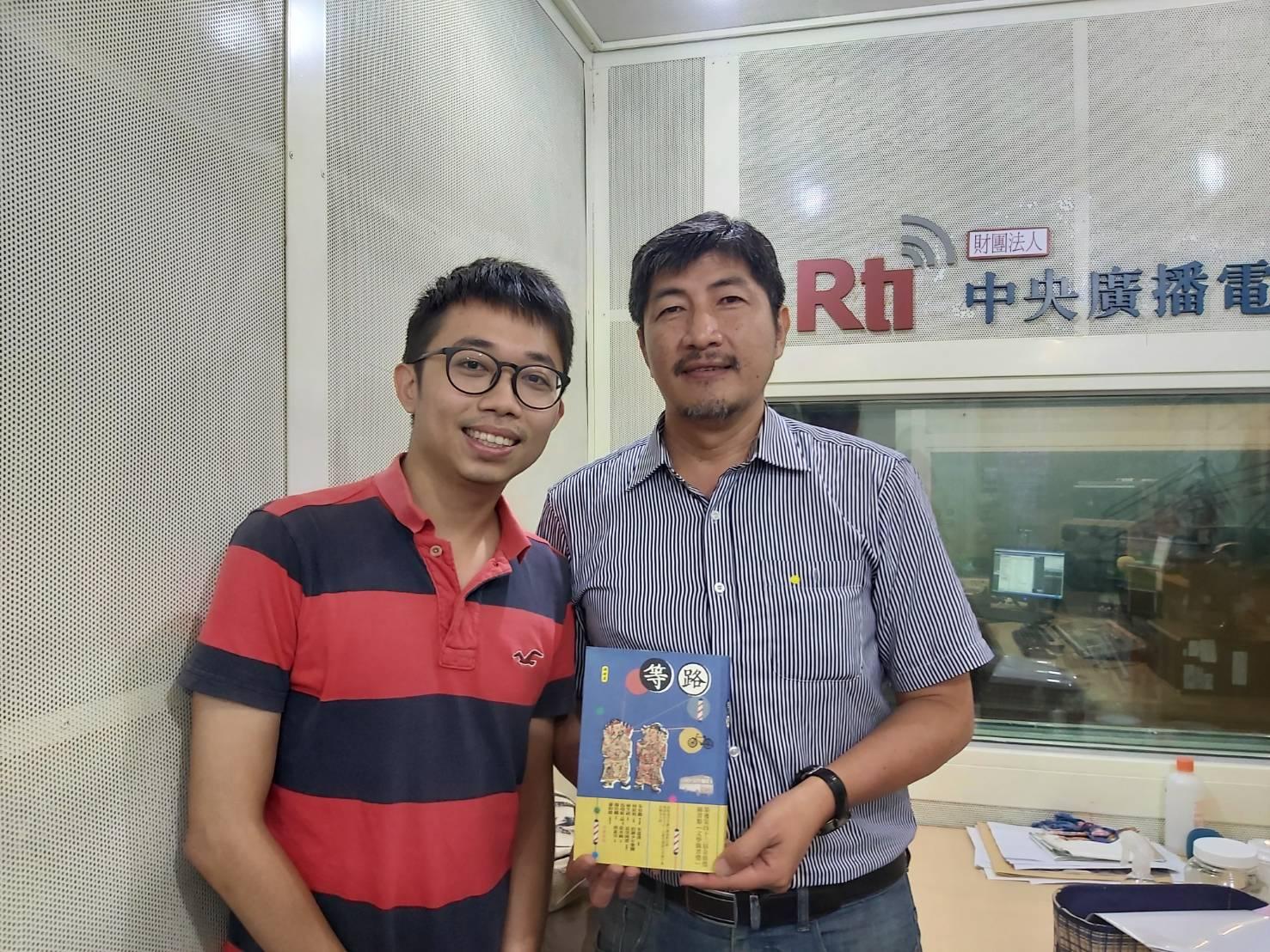 鮮活的語言,動人的台灣故事/洪明道