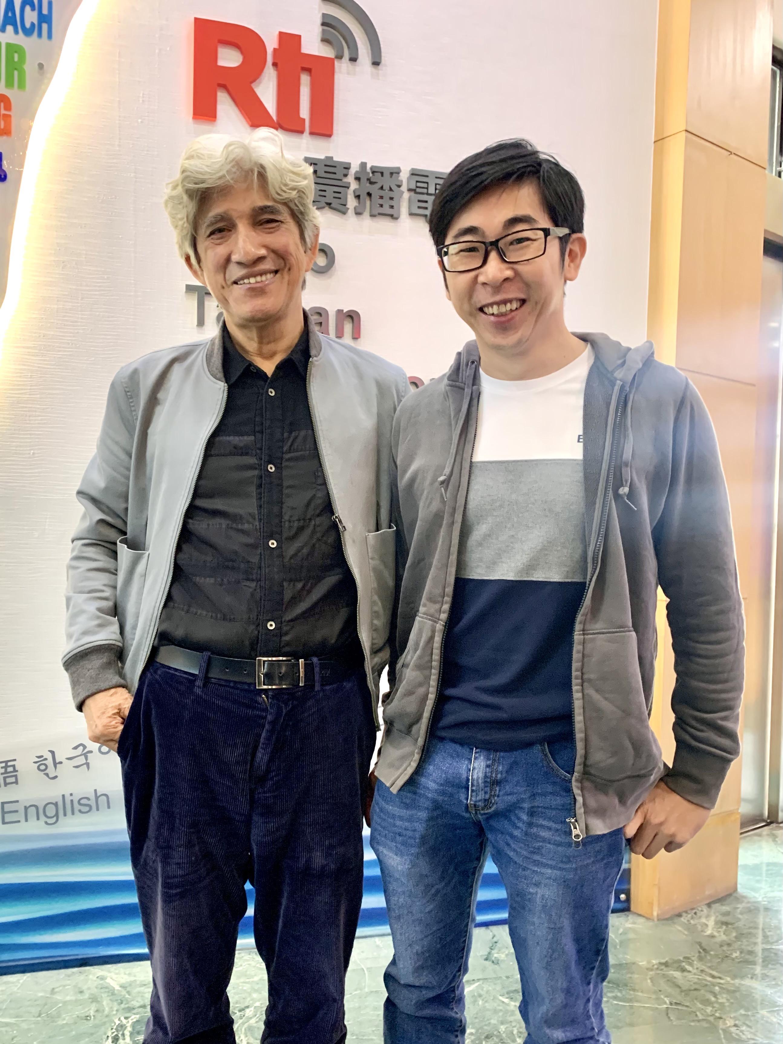 大馬戲劇發展史-訪學者沈國明 一