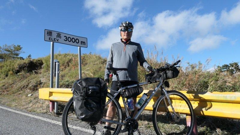大寒1  單車環島四極點