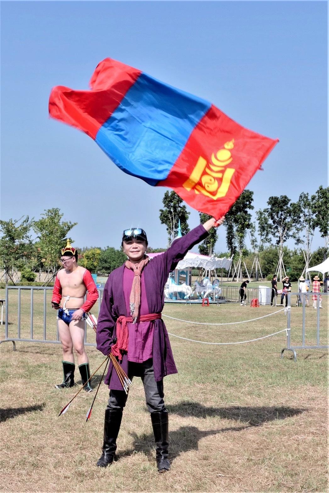 故宮亞洲藝術節 蒙古月  促進兩地文化交流