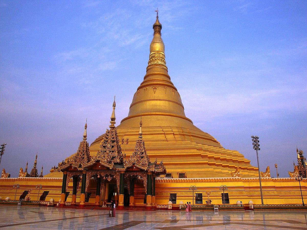從首都看歷史系列:瞬間移動超速轉型,緬甸奈比多