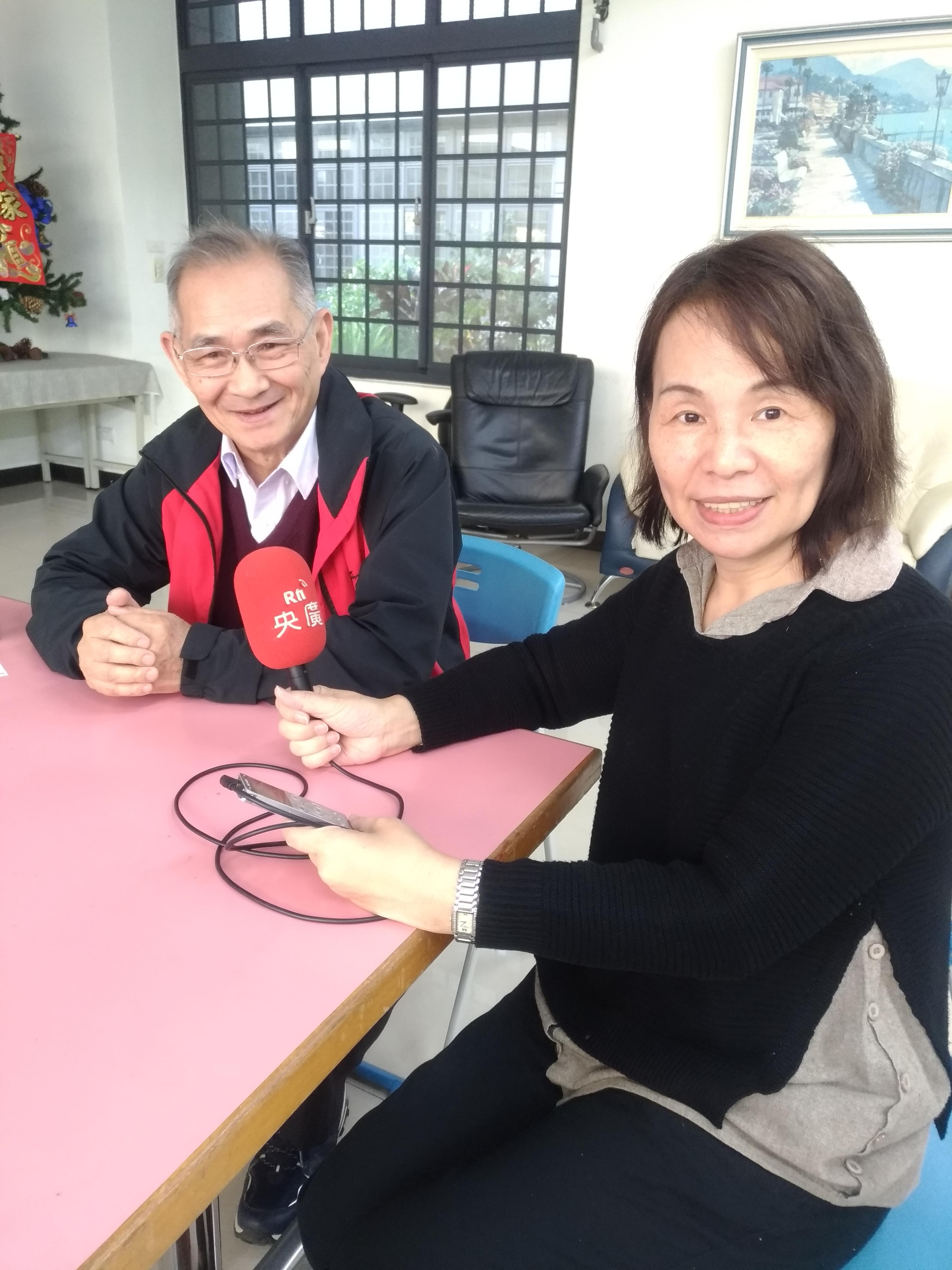 分享蔡惠玲同學從印尼山口洋市到清華大學念書的美好人生故事
