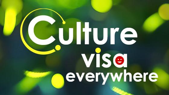 Culture visa everywhere