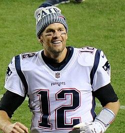 湯姆•布雷迪是NFL史上迄今最棒的四分衛