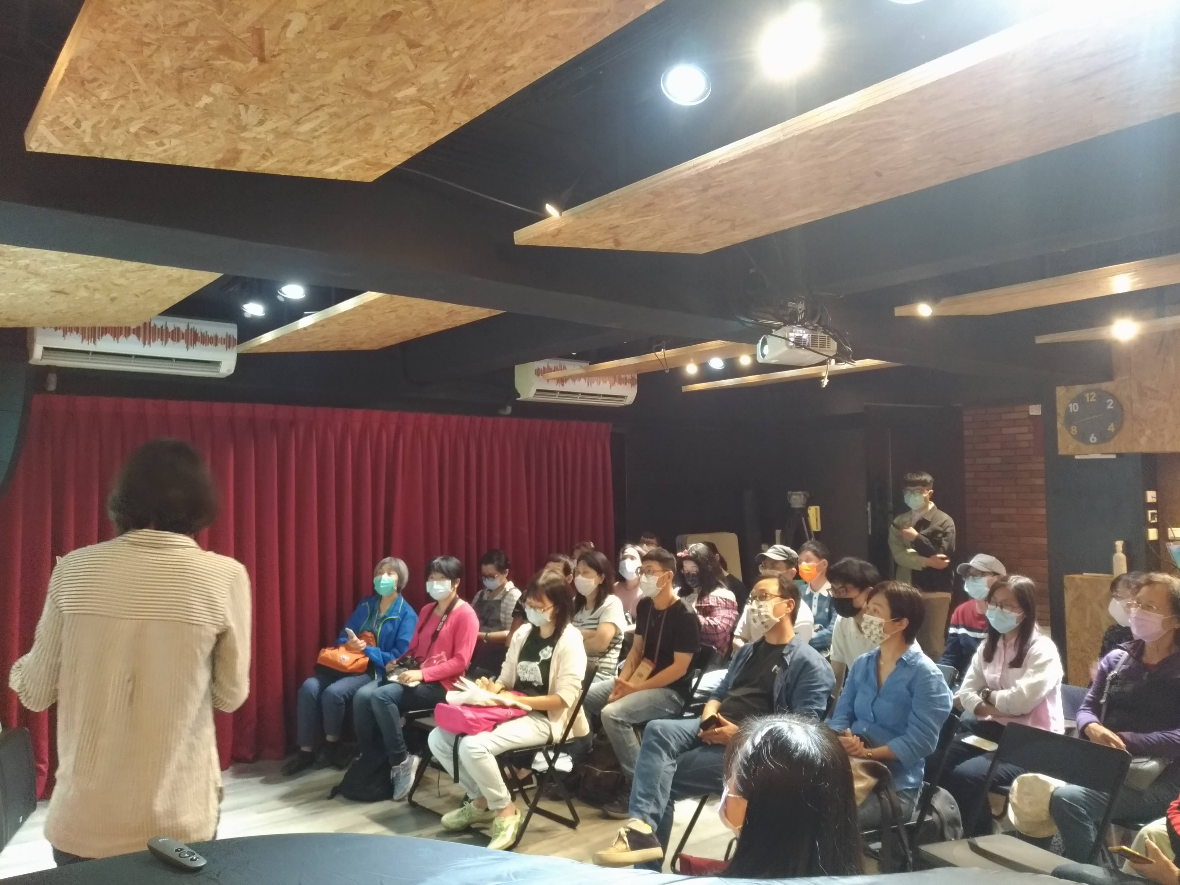 客家與東南亞有約講座--認識印尼排華的影響