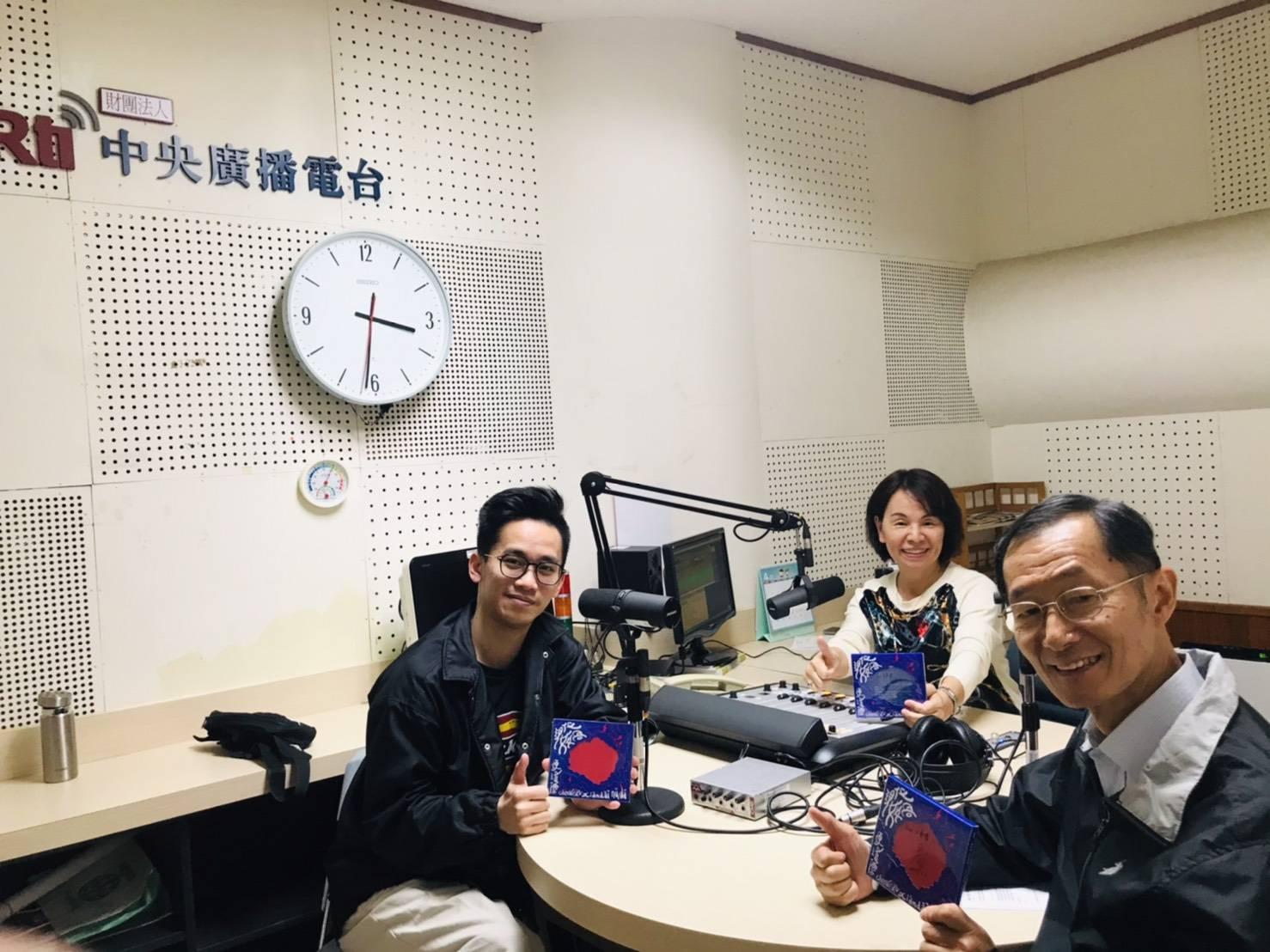 分享客家後生創作歌手陳瑋儒的音樂之路(上)