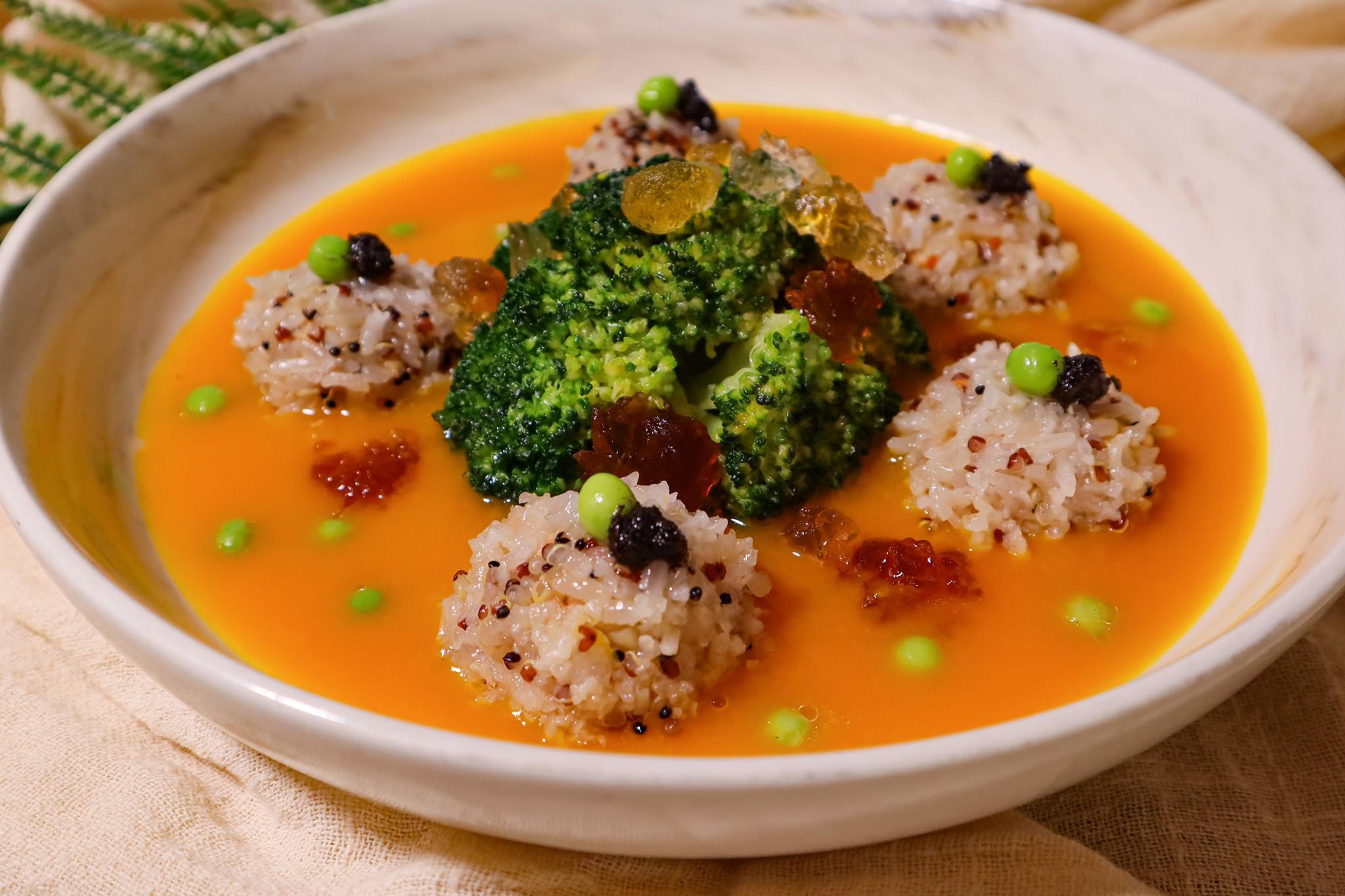台灣蔬食旅遊趣  蔬食+1『爭先食蔬』