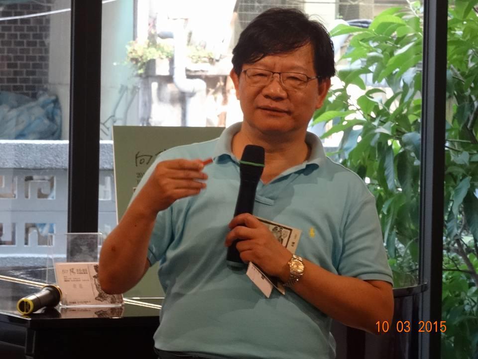 作家向陽 談台灣文學傳播的開拓者李瑞騰