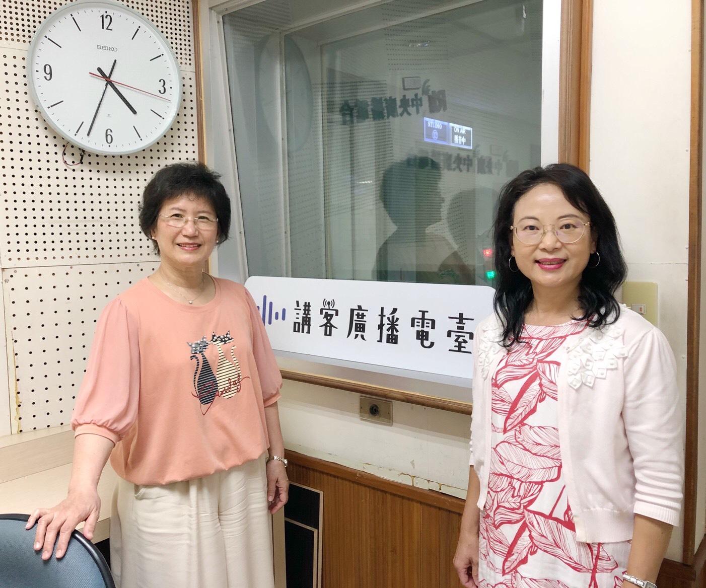 屏東六堆萬巒妹仔李郁蕙博士,分享媽媽的智慧及養兒育女的經驗