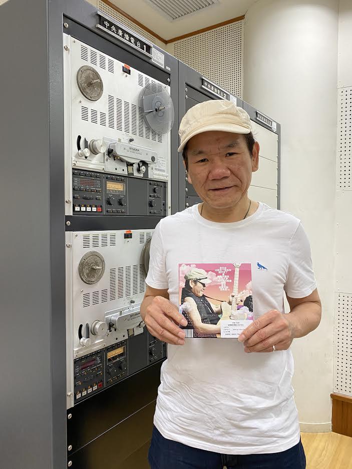 趙傳親自介紹最新專輯