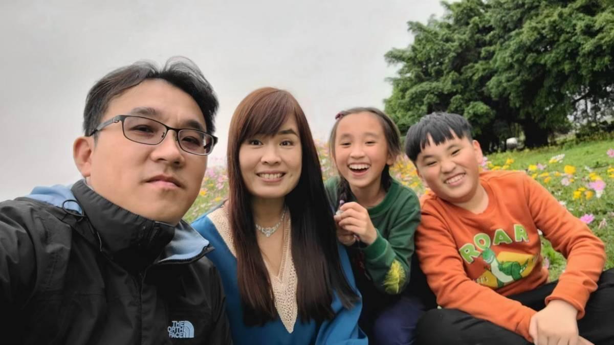 老家在安徽舒城的方方,現居新北市三峽,扮演稱職家庭主婦!