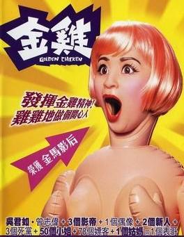 電影金雞由性產業轉變,道出香港風華的喧囂與沉寂