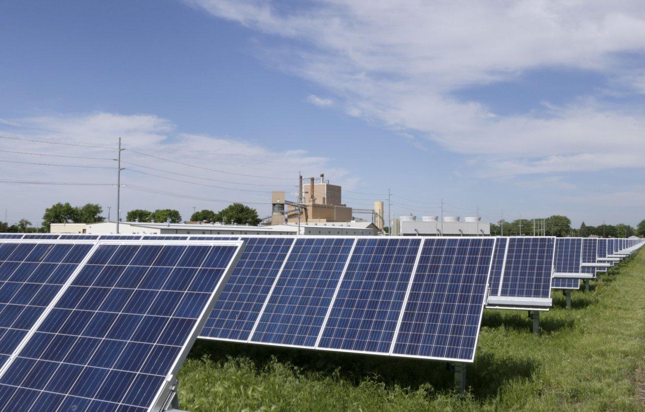 台灣發展太陽能發電的相關議題