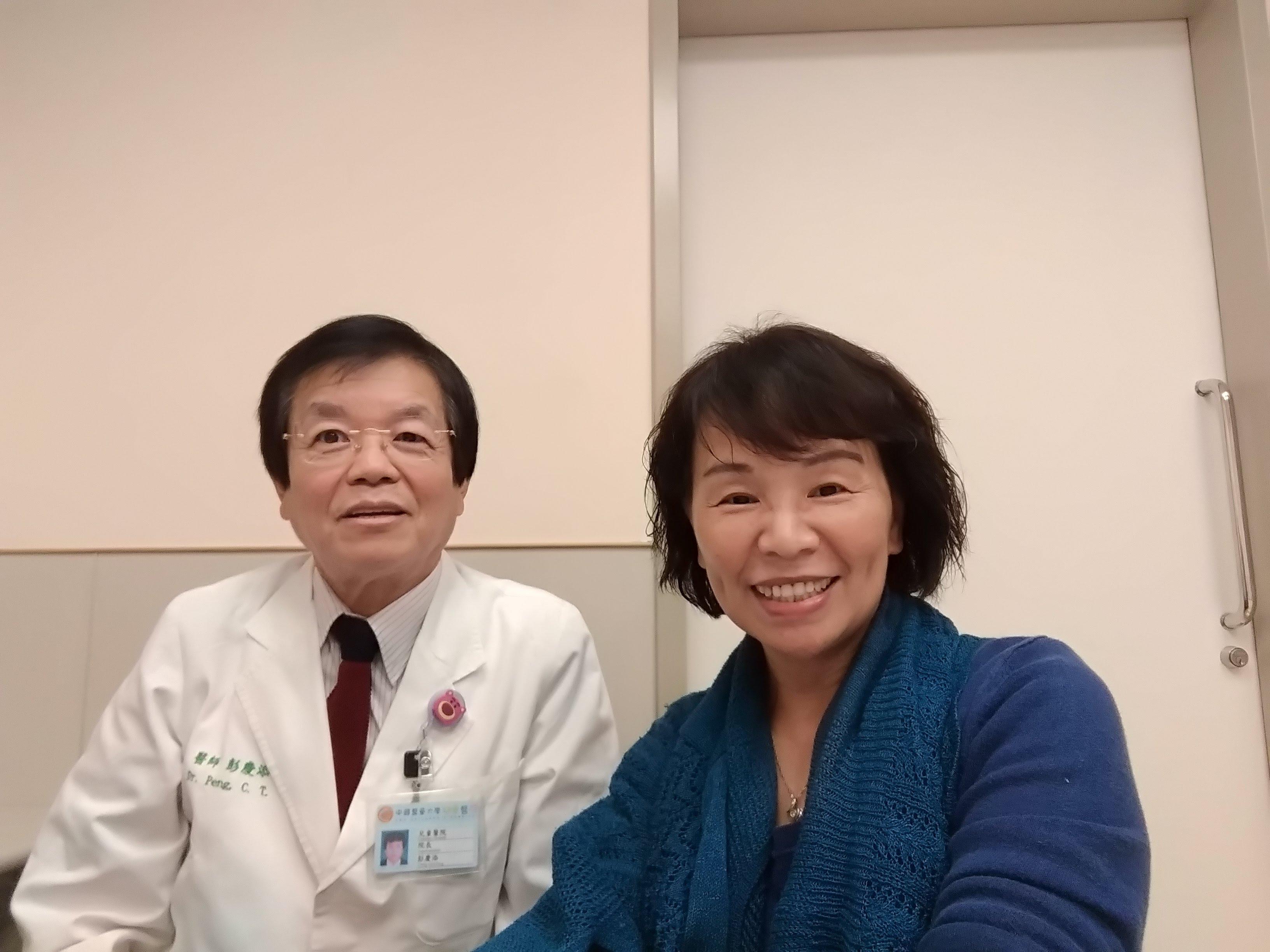 臺灣疫情嚴峻,訪問中醫大彭慶添醫師一起認識新冠病毒