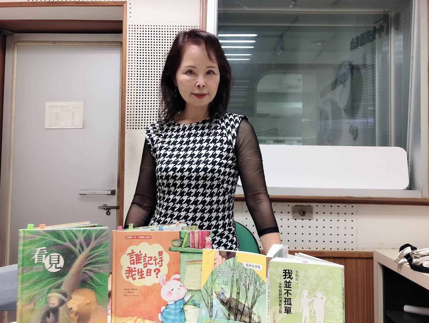 為分齡孩子推動閱讀書寫