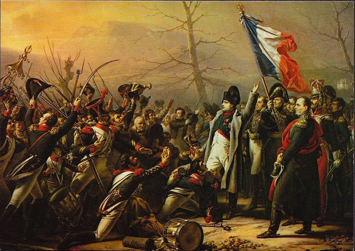 轉動歷史的戰爭系列:牽動歐洲近代局勢的滑鐵盧戰役,拿破崙的最後一擊