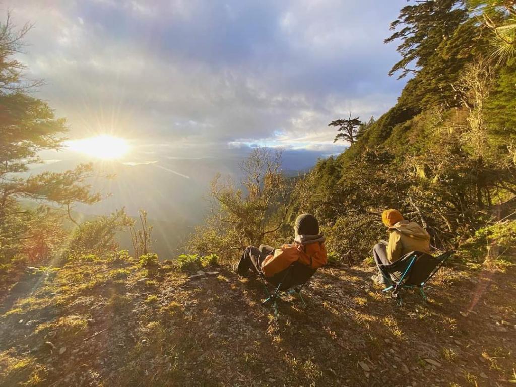 登山是生活 雖然勞累卻讓人滿足