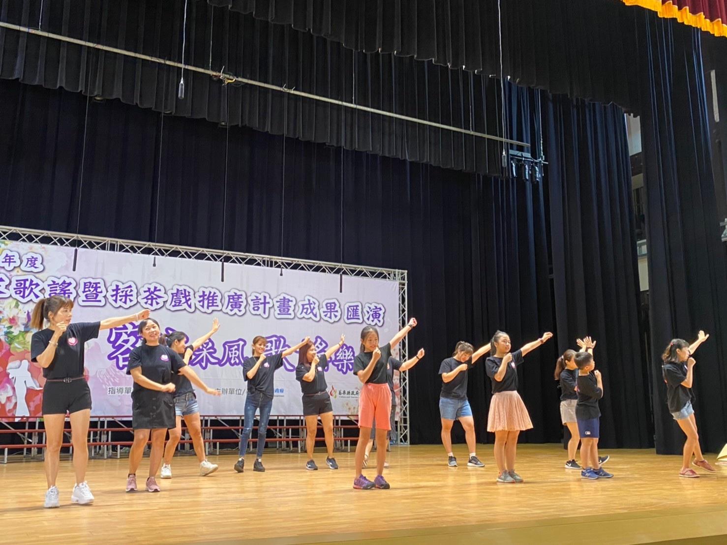 「台灣心客家情」舞台劇落幕,人生的戲繼續上演中