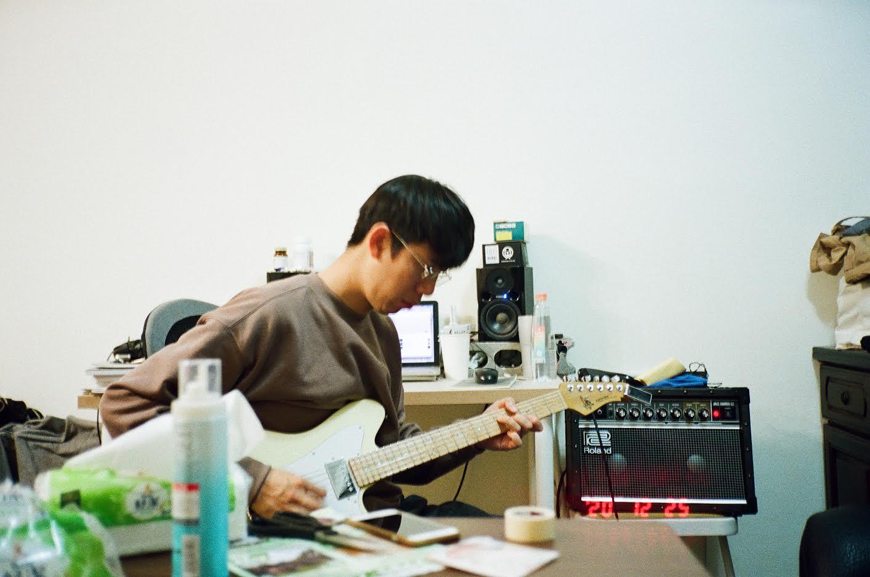 吉他手詹詠翔的防疫生活分享(一)
