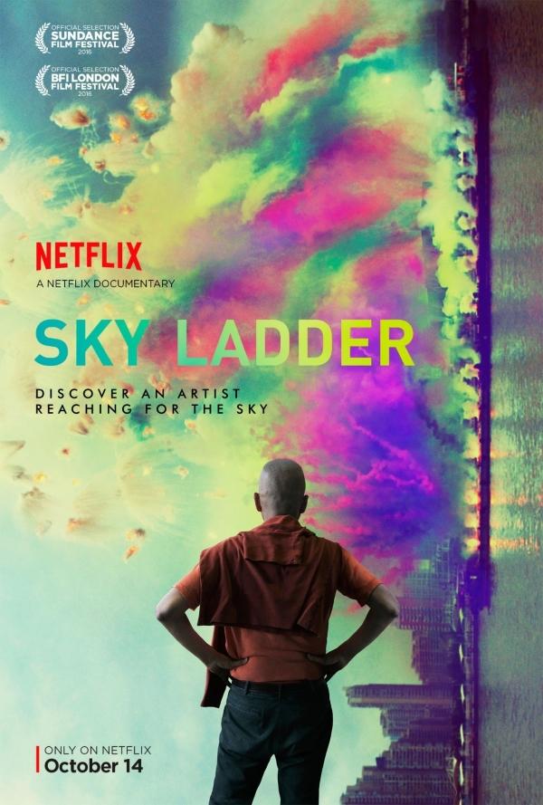 紀錄片天梯:蔡國強的藝術,用作品對話,於天際寄託情懷與思考