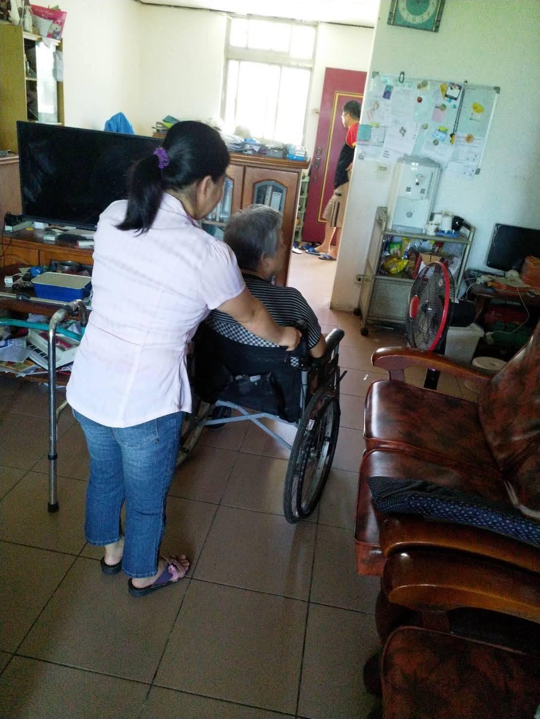 新住民感受客家庄溫暖人情,成為照顧我們爸媽的好幫手