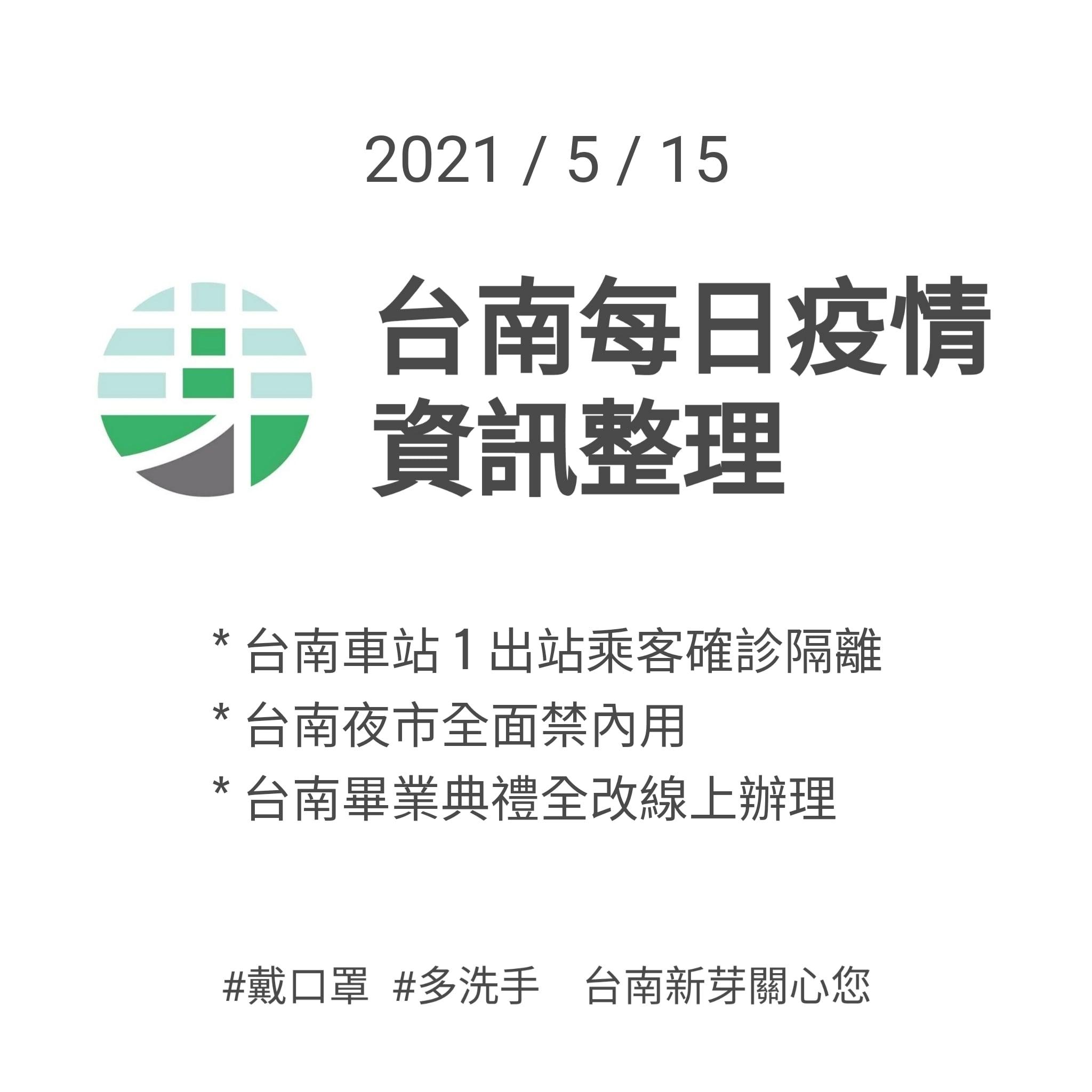 台南新芽-疫情期間為地方做的事