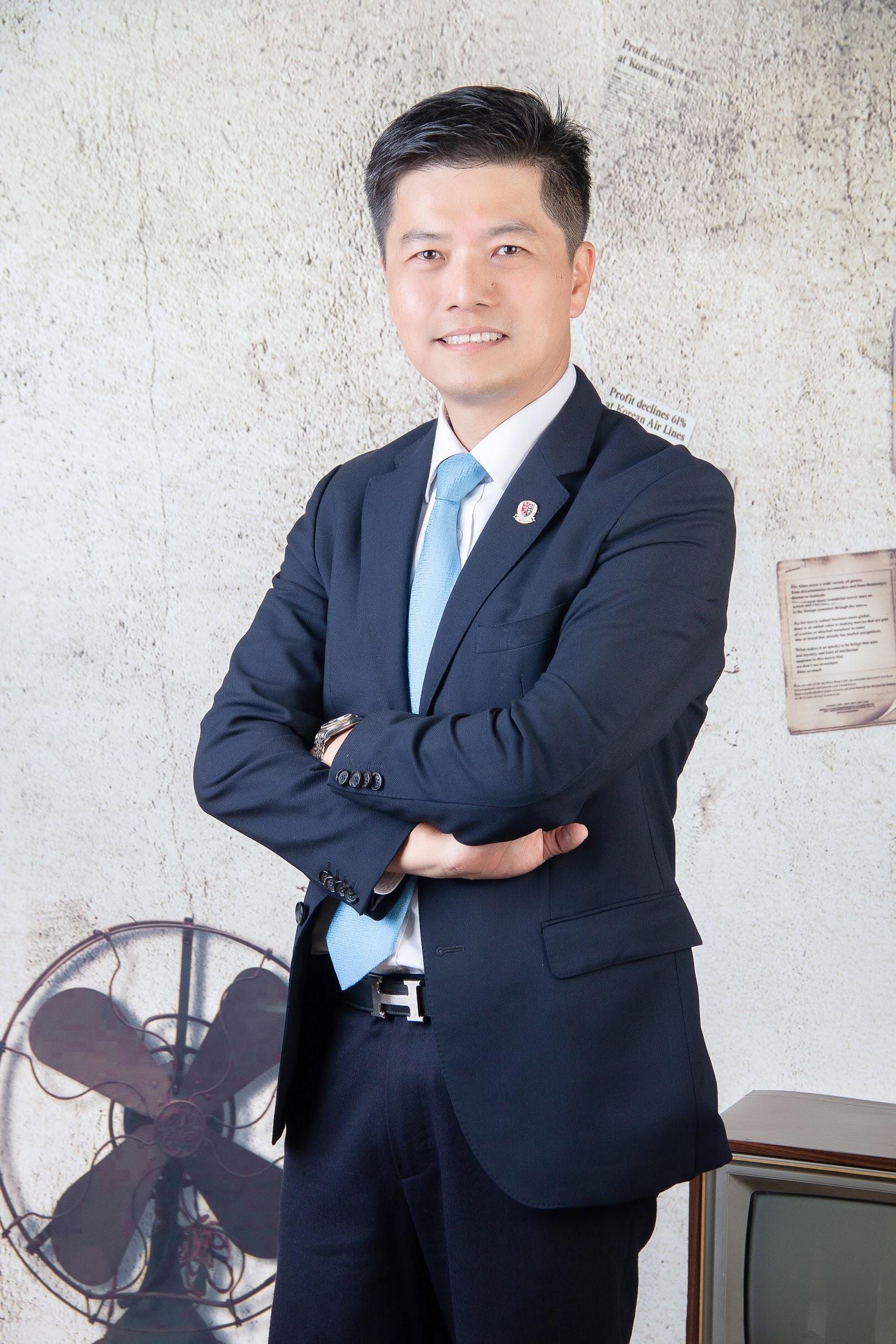 海外客家僑團領袖系列--世台客聯合總會長章維斌(上)