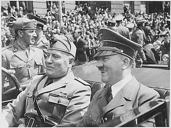 轉動歷史的戰爭系列:國際秩序大洗牌,第二次世界大戰(上)