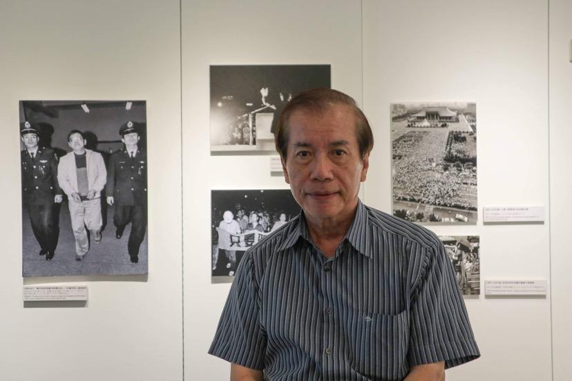 作家向陽談 為台灣文學傳薪的醫生詩人鄭炯明