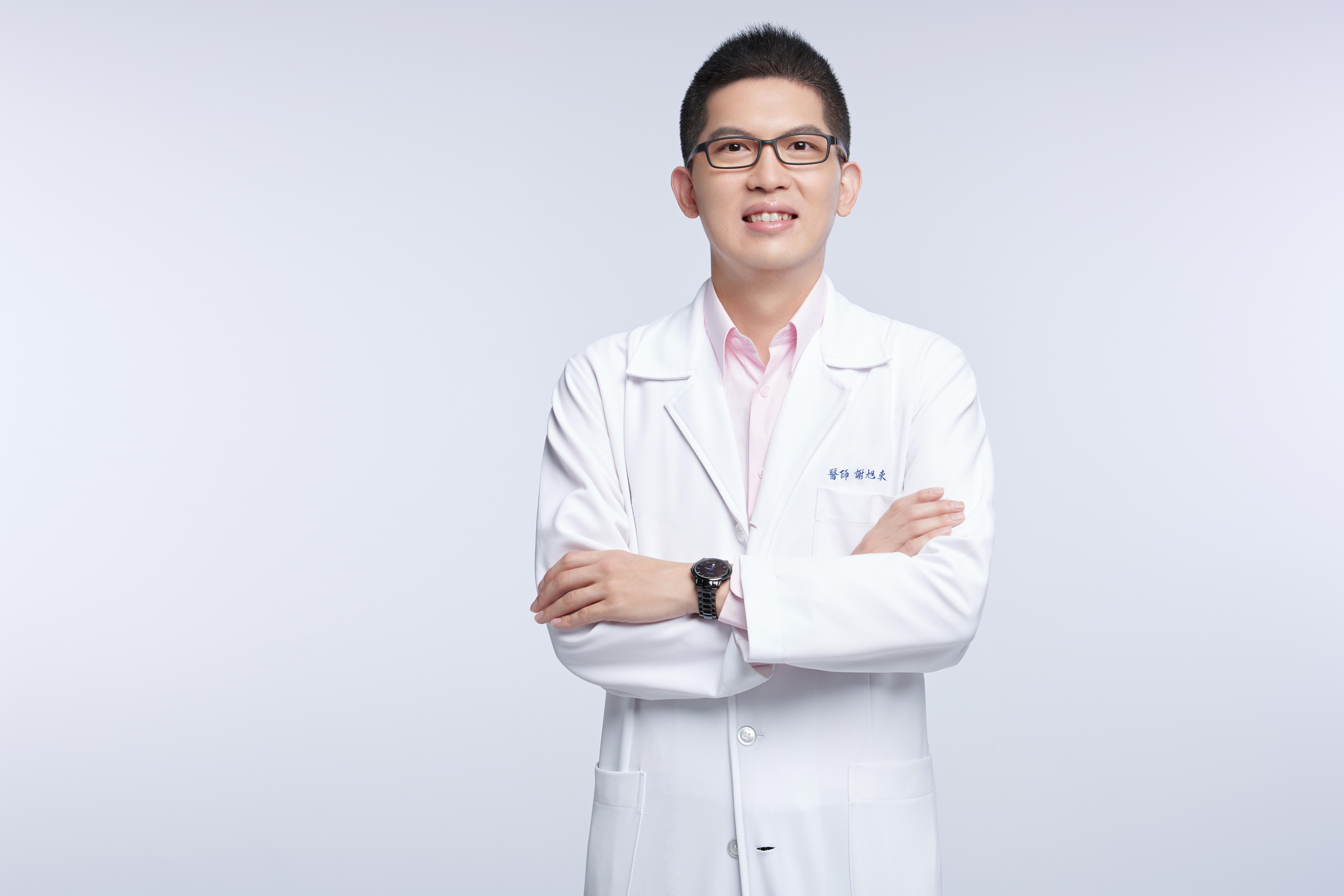 肌膚的事,讓專業的來─謝旭東醫師教你正確護膚,讓你晶瑩透亮