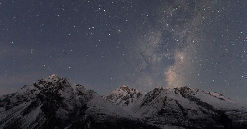暗空在臺灣系列:走進星空連結心靈,讓內在世界更美好