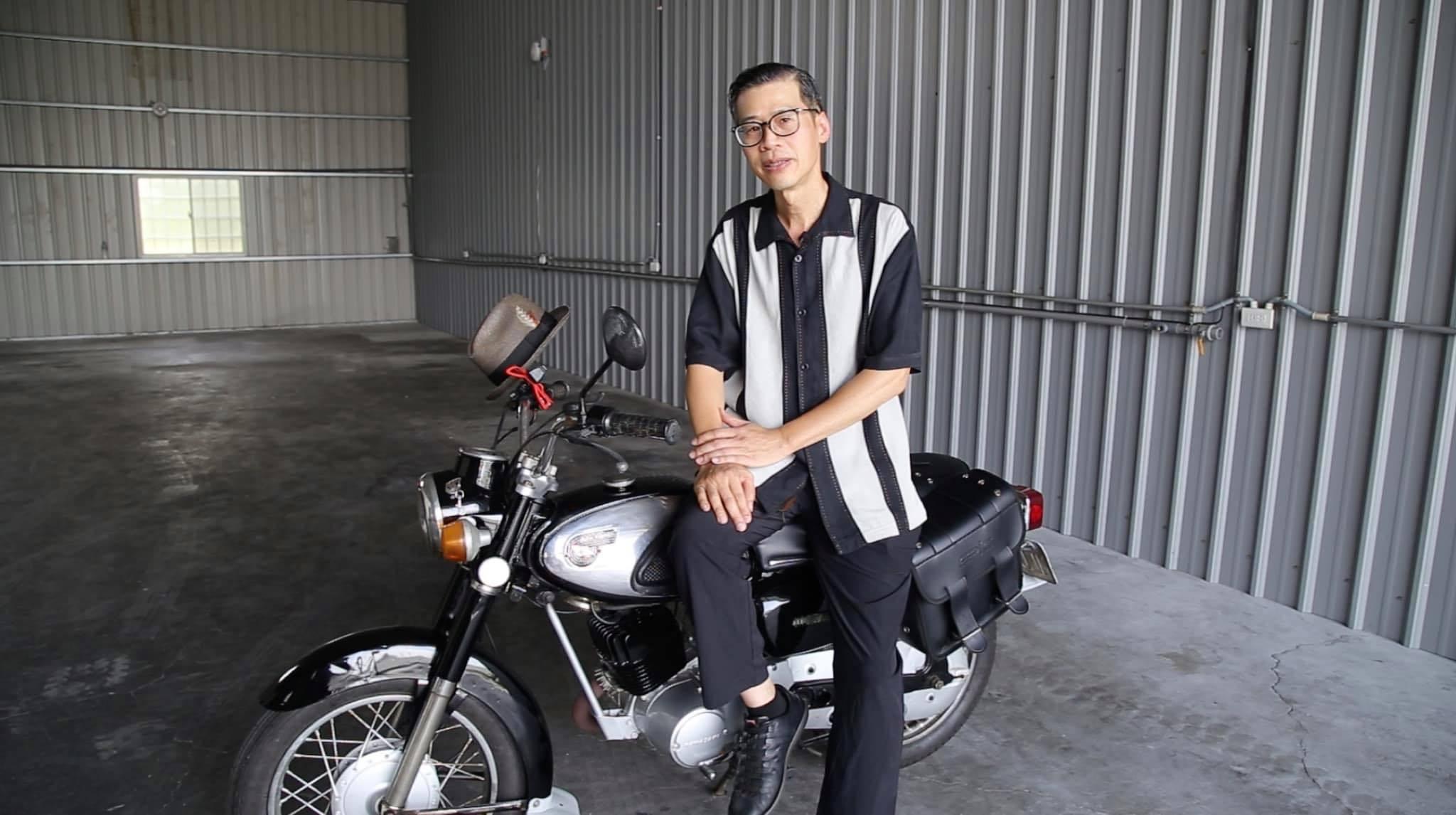 黃國才台灣工作室  為港台藝術挹注無限自由色彩