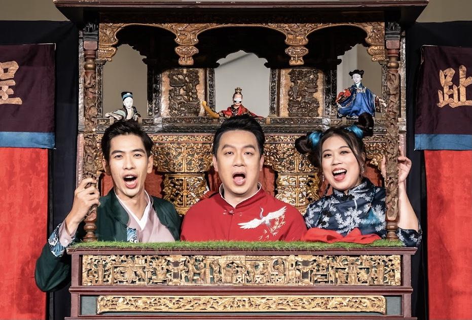 台北愛樂歌劇坊  莫札特《可愛的牧羊女》、拉威爾《頑童與魔法》