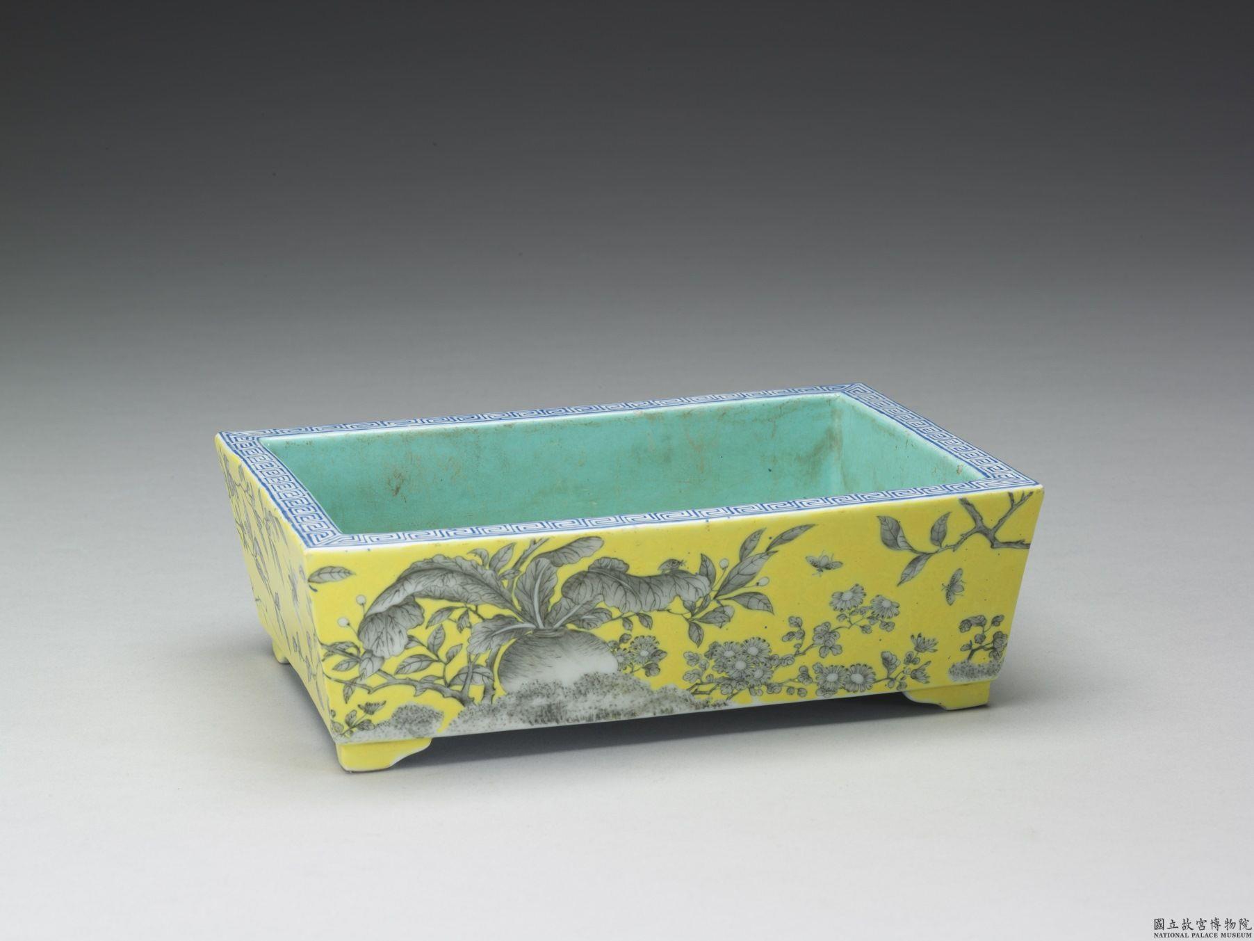 開箱台北故宮系列:慈禧的美麗與哀愁,晚清宮廷極品之大雅齋瓷器