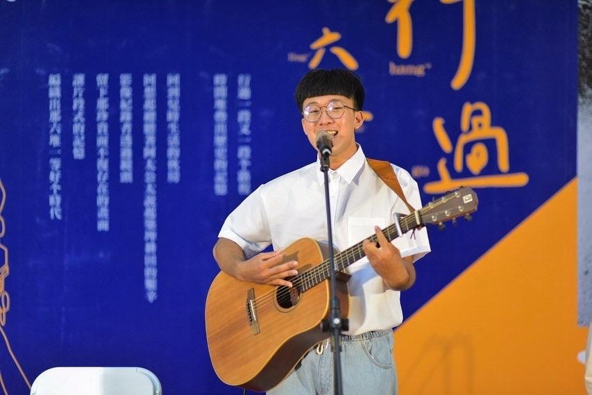 18歲李彥鋒 推出首張創作作品《向著陽光》
